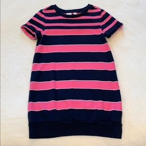 Girls Gap sweatshirt dress